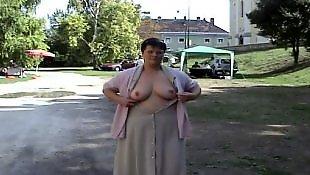 Bbw, Public, Chubby, Fat, Huge