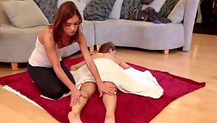 Lesbian massage, Massage, Sweetheart video, Massage lesbian