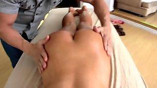 Massage, Nice ass, Nice pussy, Ass massage, Pussy massage, Tight pussy