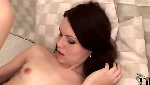 Pale, Cum on pussy, Pussy close up, Panty, Boy, Hairy close up