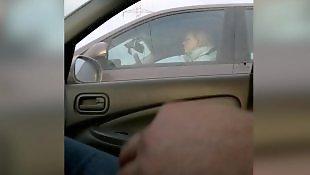 Flashing, Flash, Russian, Car