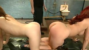 Bondage, Submissive, Bondage anal, Force