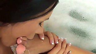 Lesbian foot, Sasha rose
