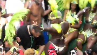 Public, Ebony, Bbw, Nudist, Voyeur, Ebony bbw