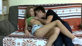 Party, Threesome teen, Teen anal threesome, Dped, Teen threesome anal, Home