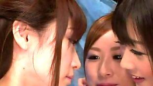 Threesome lesbian, Asian, Asian threesome, Asian lesbian, Lesbian threesome, Asian lesbians