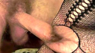Crotchless, Stockings fuck, Old and young, Milf stockings, Mature boy, Milf boy