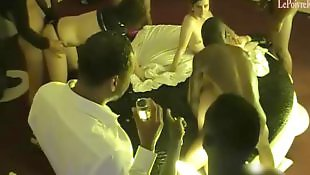 Club, Hidden cam, French, Swingers, Swinger, Hidden