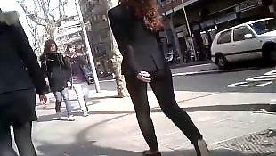 Ass walking, Walking, Ass, Amateur, Voyeur, Amazing
