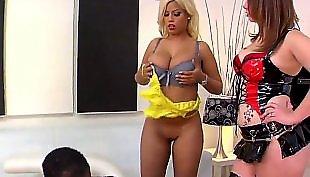 Shakes cock, Intense shaking, Hd booty threesome, Hot booty shake, Bridgette-b, Bridgette hd