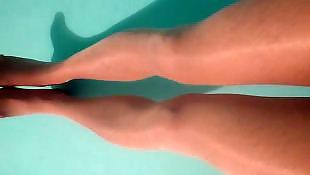 Legs, Pantyhose, Leggings, Foot, Fetish