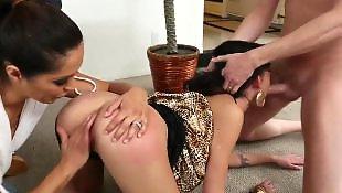 Francesca le, Natural tits