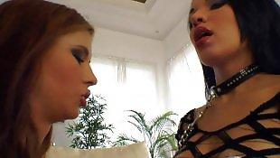 Lingerie tease, Lesbian lingerie, Lesbian hd