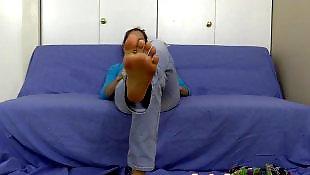 袜脚, 袜子恋足, 恋袜, 恋脚, 做爱,, 业余恋足
