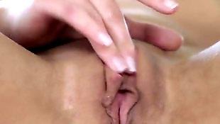 Ass masturbation
