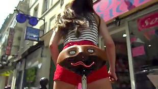 Big butt, Butt, Nudist