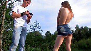 Nice ass, Doll, Ass posing