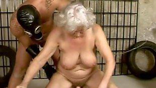 Granny, Mature, Granny norma, Mask