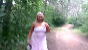 Walking, Flashing, Flash, Forest