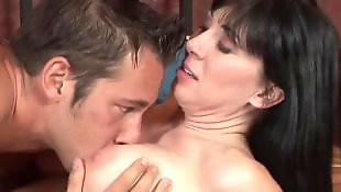 Boy, Rayveness, Mature blowjob, Milf boy, Mature and boy, Natural tits