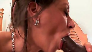 Mature, Mature interracial, Persia, Mom, Interracial mature