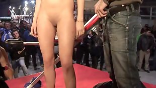 Nudist, Show, Showing, Public sex