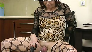Prolapse, Toying, Toy, Pussy, Pump, Anal