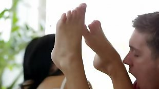 Teen massage, Very young, Wow, Feet lick, Teen feet, Wow girls