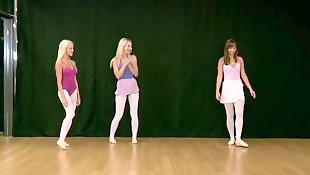 Cameltoe, Dancer