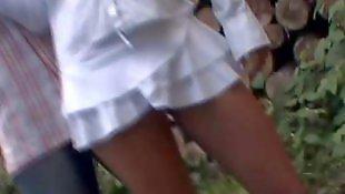 Короткие юбки, Порн в юбке, Подростки в юбках, По юбкой