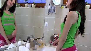 Young solo, Solo teens, Solo teen, Mirror