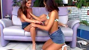 Teen orgasm, Sandra shine, Lesbian orgasm, Orgasm, Lesbian skirt, Young orgasm