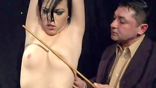 Pain, Caning, Tied up, Punishment, Clothes, Punished