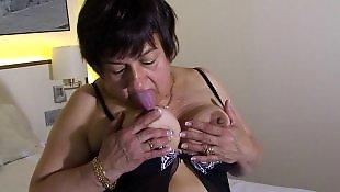 Grannys masturbate