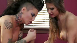 Riding, Big cock, Christy mack, Huge cock, Rachel roxxx, Riding cock