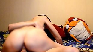 Webcam, Riding, Teen webcam, Kitty, Webcam teen, Teen riding