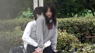Asian teen, Asian, Voyeur, Public, Asian amateur, Public sex