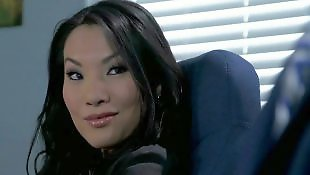 Bus, Brazzers, Secretary, Asa akira, Japanese blowjob, Japanese