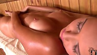 Sauna, Ass masturbation