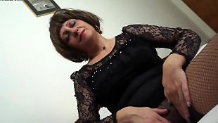 Wet pussy, Milf stockings, Granny, Mature amateur, Mature, Granny stockings