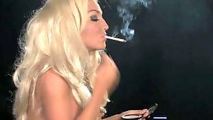 Smoking, Hot solo, Solo babes, Blonde solo, Solo blonde, Solo blond