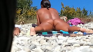 Beach, Voyeur, Beach voyeur, Voyeur beach, Small pussy, Small
