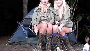 Dirty talk, Camping