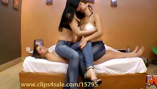 Brazilian, Lesbians kissing, Lesbians, Lesbian, Brazilian lesbian, Kissing