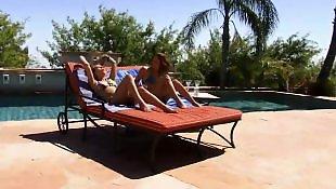 Lesbian pool, Teen lesbian, Pool, Lesbian teen, Lesbian teens