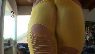 Анальные пробки, Анал натуральные большие сиськи, Натуральная грудь
