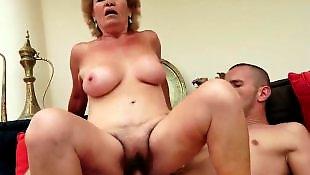 Kutas w dupie, Grannie porn
