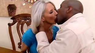 Milf interracial, Emma starr